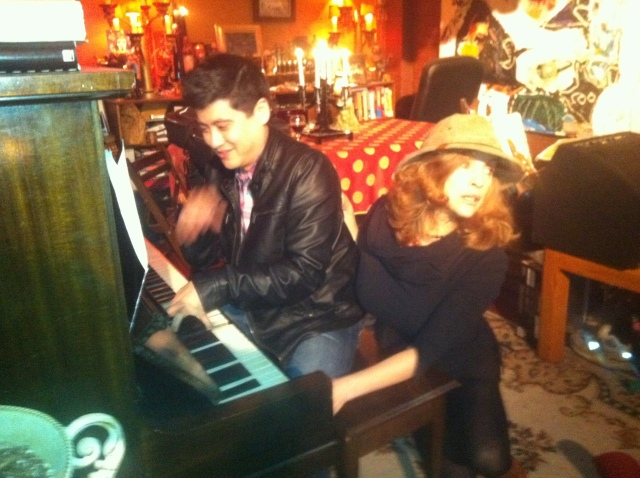 Lyne Tremblay and Waylen Miki!