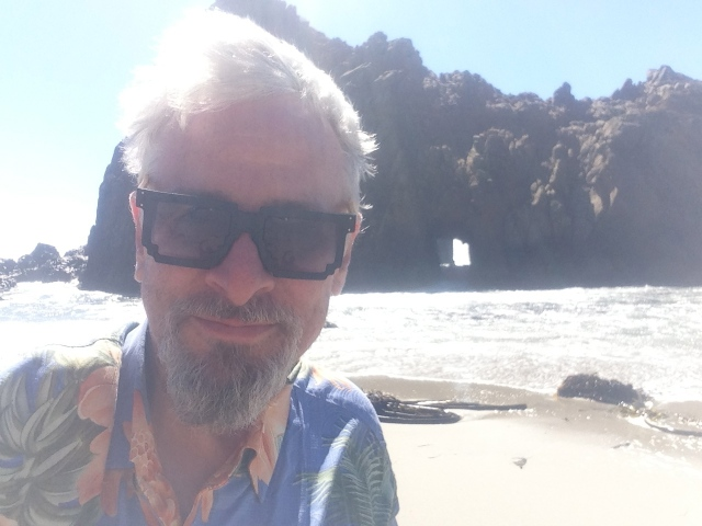 Monterey? I'll be back!!!